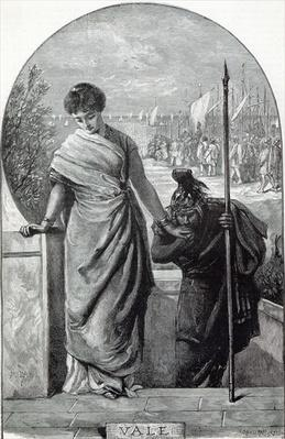 Vale, from 'Leisure Hour', 1888