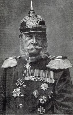 The Kaiser Wilhelm, from 'Leisure Hour', 1888