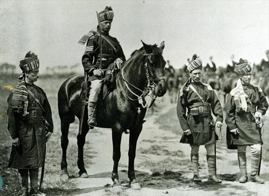 Jacob's Horse, at Jacobadad in Sind, 1896