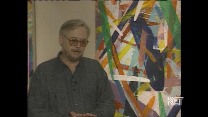 Painting: Robert Tharsing