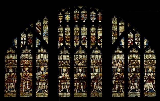 Nine English Kings