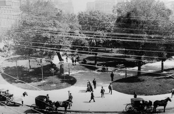 New York Park | The Gilded Age (1870-1910) | U.S. History