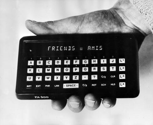 Pocket Translator | History of the Computer