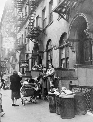 Puerto Rican Quarter | U.S. Immigration | 1840's to present | U.S. History