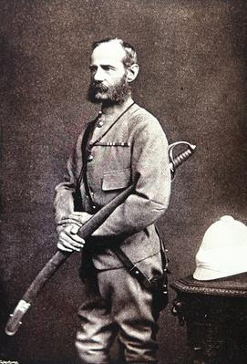 Sir Frederick S. Roberts, Commander in the Second Afghan War, 1880
