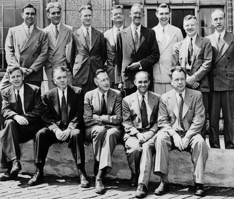 Atom Men | Famous Scientists