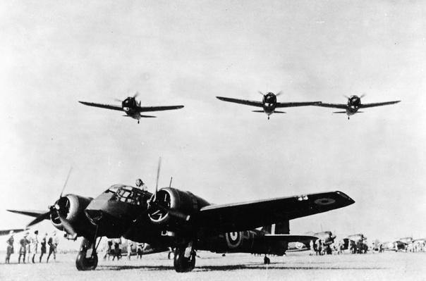 Singapore Airfield | World War II