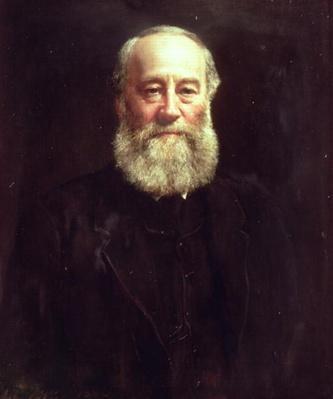 Portrait of James Prescott Joule