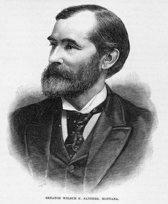 Wilbur Fiske Sanders | The Gilded Age (1870-1910) | U.S. History