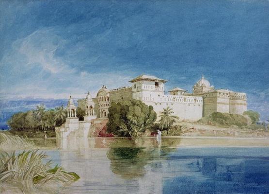 Perawa Palace, Malwa, Central India