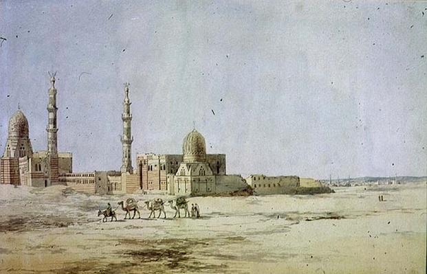 Tombs of the Khalifs, Cairo