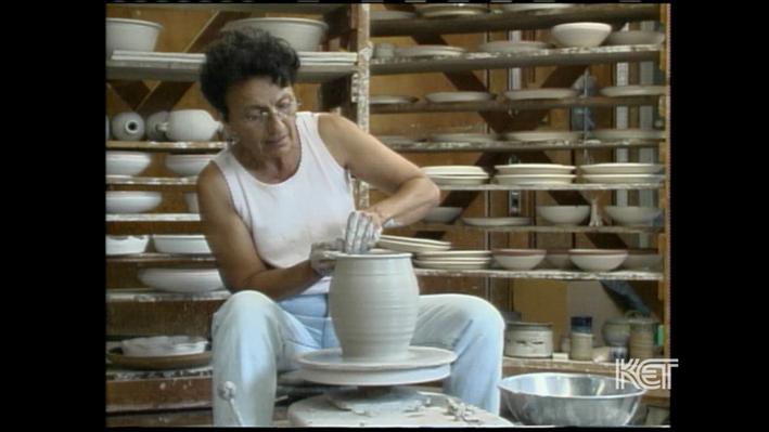 Ceramics: Chris Strecker