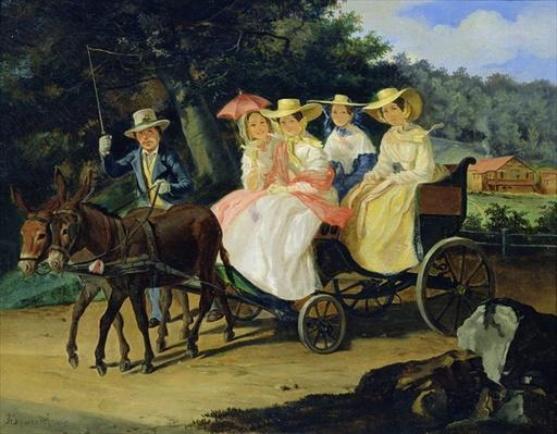 A Run, 1845-46