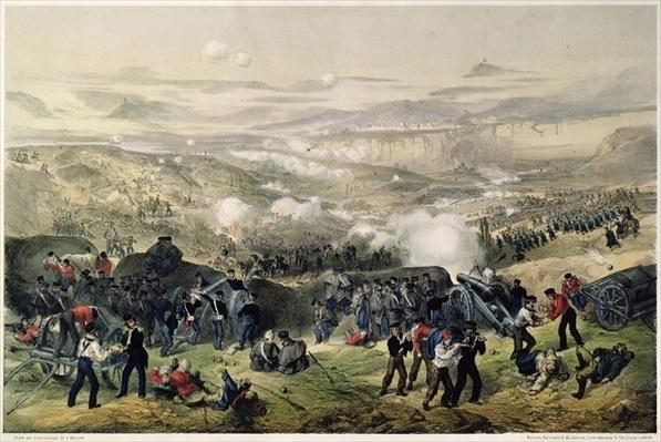 The Battle of Inkerman, 5th November 1854, 1855