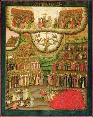 The Last Judgement, 1721