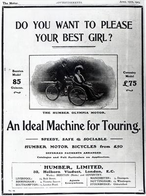 'Do You Want to Please Your Best Girl?', April 15th 1903