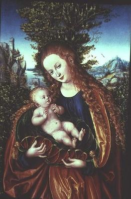 Virgin and Child, 1518
