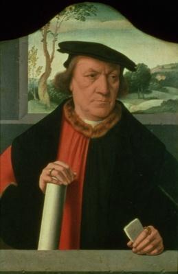 Counsellor Arnold Von Brauweiler, 1535