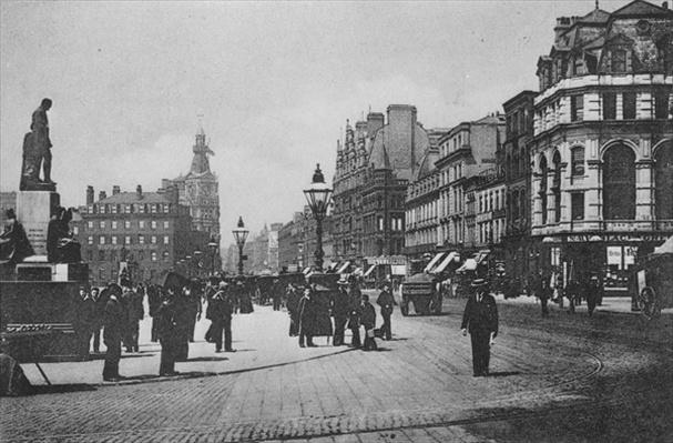 Piccadilly, Manchester, c.1910