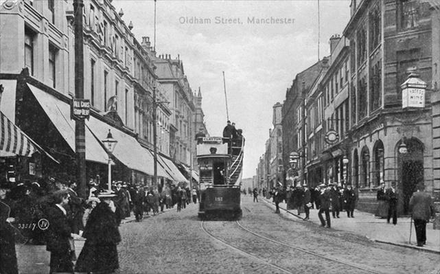 Oldham Street, Manchester, c.1910