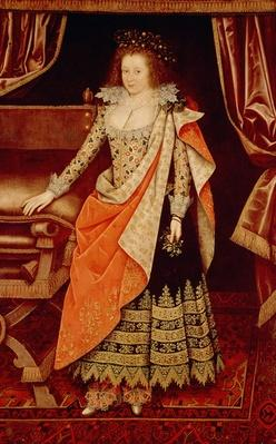 Frances Howard, Countess of Hertford, 1611