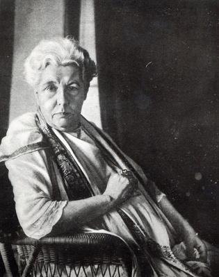 Mrs. Annie Besant