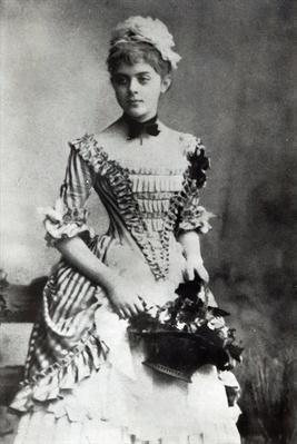 Baroness Mary Vetsera, c.1880s