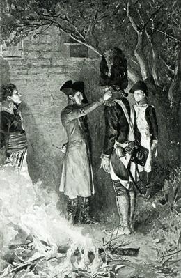 Napoleon and Coignet