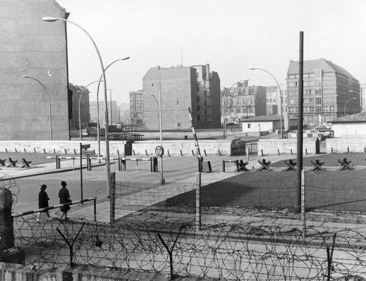 Checkpoint Charlie | Berlin Wall | The 20th Century Since 1945: Postwar Politics