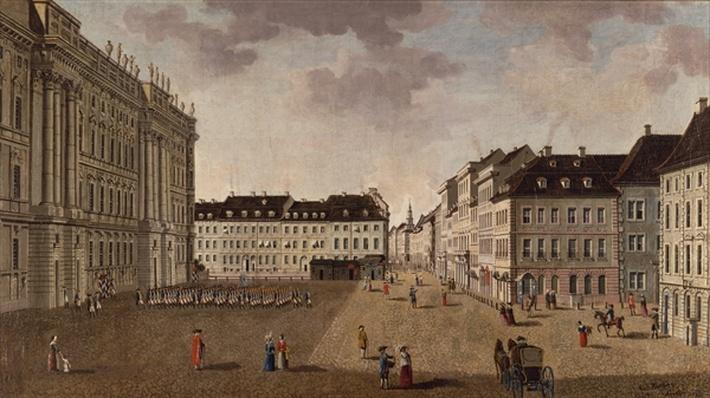 Berlin City Palace, 1765