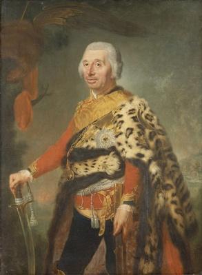 General von Zieten, 1769