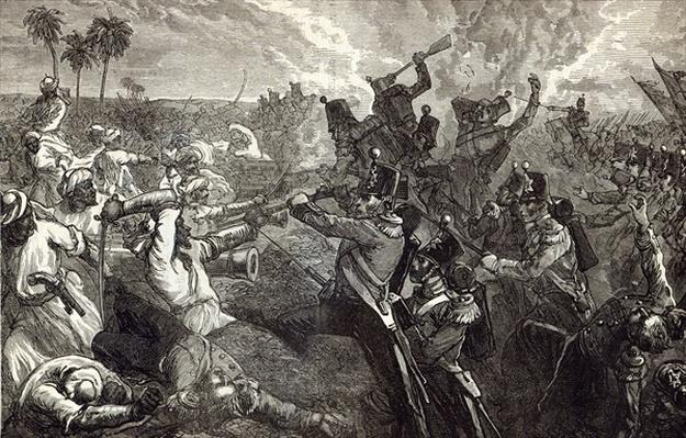 The Battle of Ferozeshah