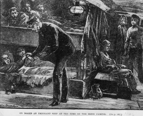 Irish Exodus | U.S. Immigration | 1840's to present | U.S. History