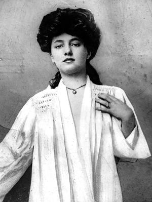 Evelyn Nesbit | The Gilded Age (1870-1910) | U.S. History