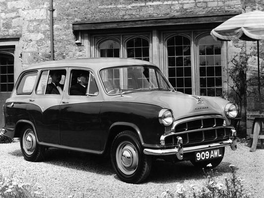 Oxford Traveller | Evolution of the Automobile