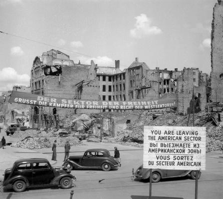Berlin Blockade | The Cold War | The 20th Century Since 1945: Postwar Politics