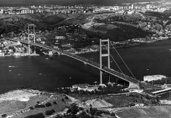 Bosphorus Bridge | Human Impact on the Physical Environment | Geography