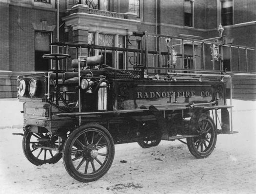 Ladder Truck | Evolution of the Automobile