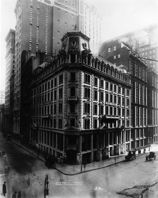 23 Wall Street | The Gilded Age (1870-1910) | U.S. History