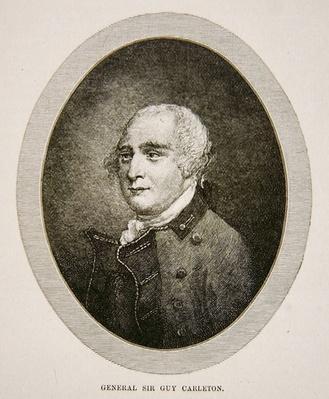 Sir Guy Carleton