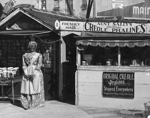 Creole Praline Store | African-American History