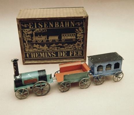 Model railway, c.1870