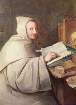 Abbot Armand-Jean le Bouthillier de Rance