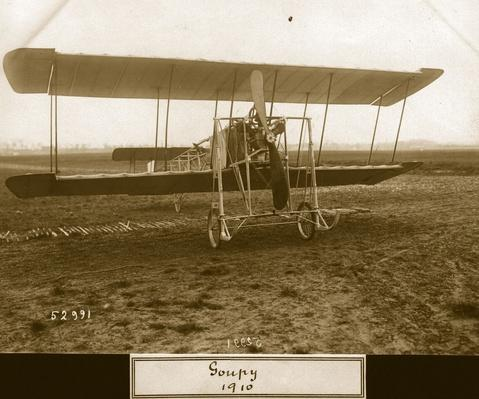 Goupy II | The Evolution of Military Aviation