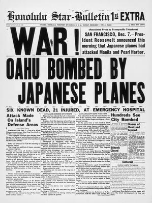 War Bulletin | World War II