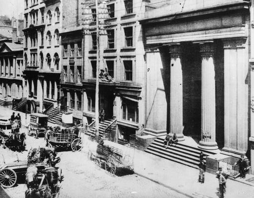 New York | The Gilded Age (1870-1910) | U.S. History