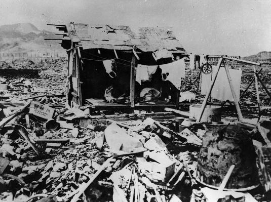 Bomb Debris | World War II