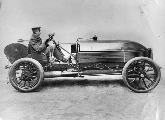 Arthur McDonald   Evolution of the Automobile