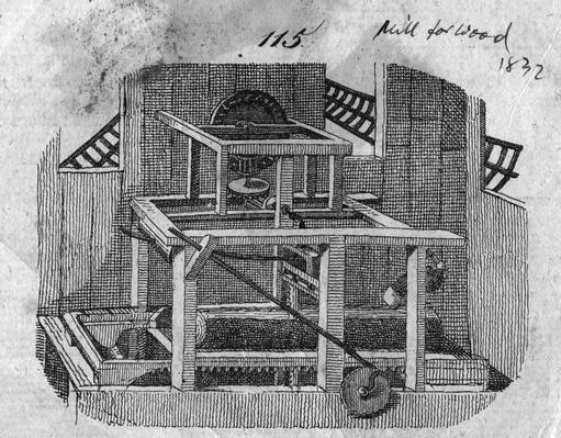 Timber Mill | Industrial Revolution