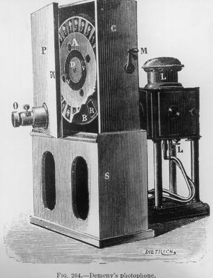Photophone | Industrial Revolution